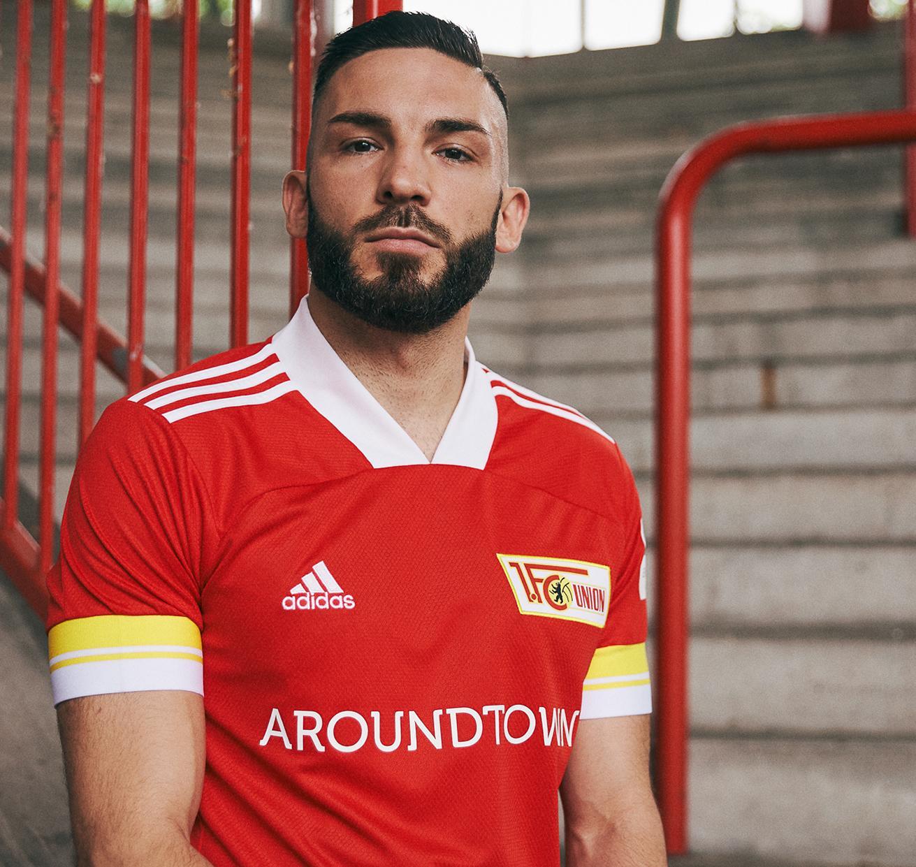 Camiseta adidas del FC Unión Berlín 2020/21 | Imagen Web Oficial