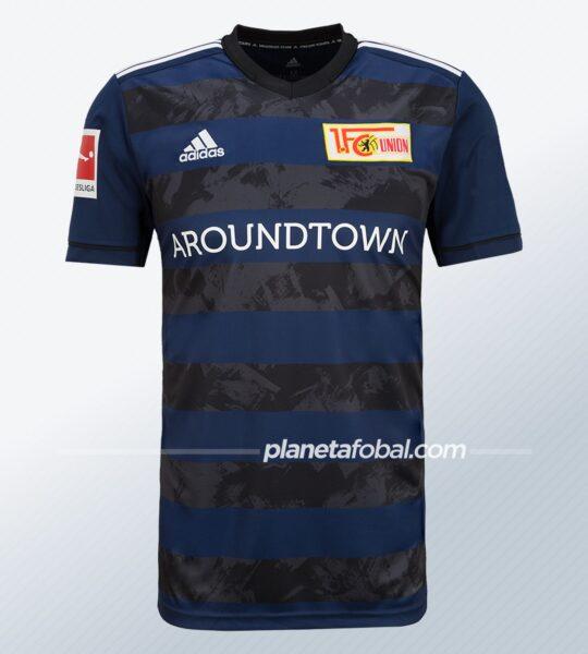 Tercera camiseta adidas del FC Unión Berlín 2020/21 | Imagen Web Oficial