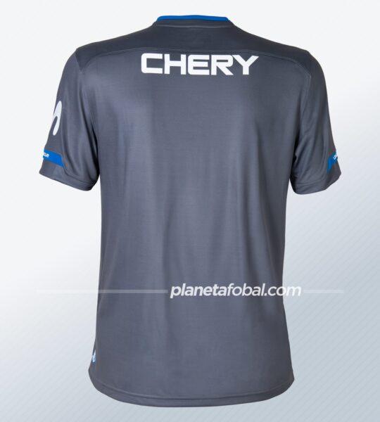 Tercera camiseta Under Armour de la Universidad Católica 2020 | Imagen Web Oficial