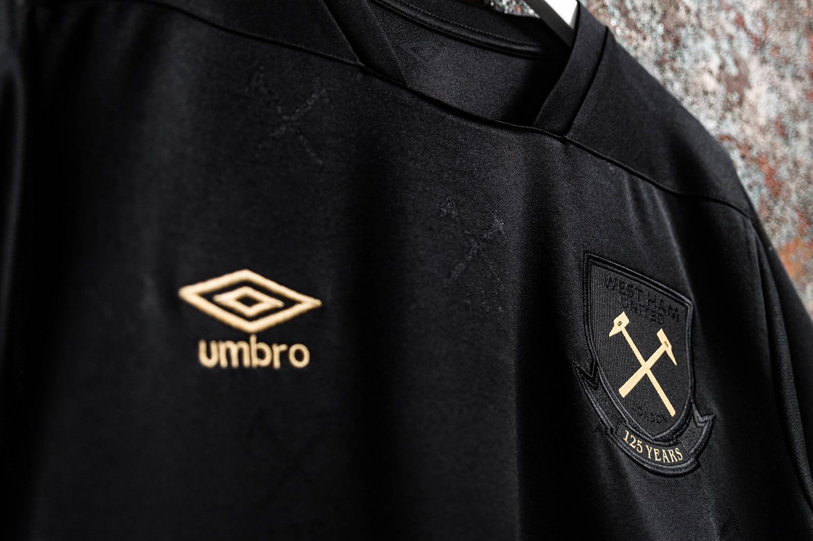 Tercera camiseta Umbro del West Ham 2020/21 | Imagen Web Oficial