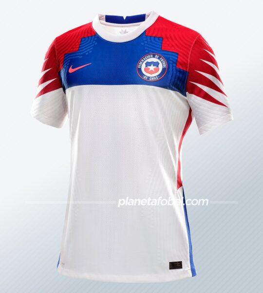 Camiseta suplente de Chile 2020/2021 | Imagen Nike