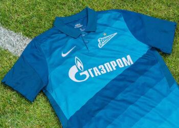 Camiseta titular Nike del Zenit 2020/21 | Imagen Web Oficial
