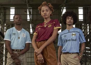 Camisetas Umbro por los #125anosdefutebol en Brasil