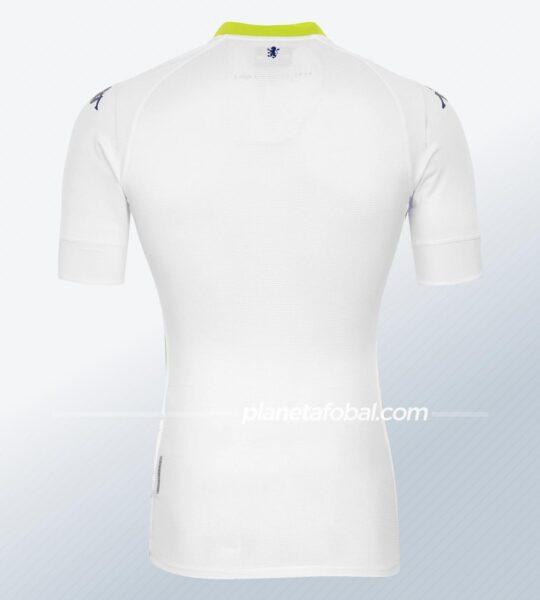 Tercera camiseta Kappa del Aston Villa 2020/21 | Imagen Web Oficial