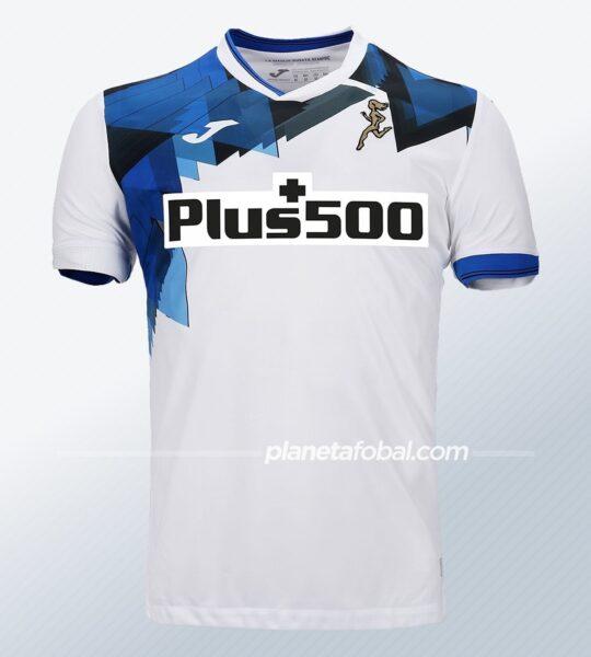 Camiseta suplente Joma del Atalanta 2020/2021 | Imagen Web Oficial