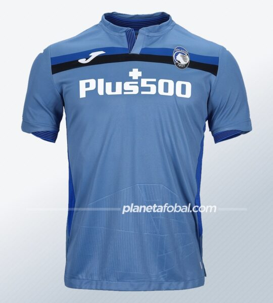 Tercera camiseta Joma del Atalanta 2020/2021 | Imagen Web Oficial