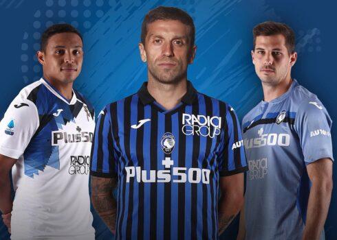 Camisetas Joma del Atalanta 2020/2021 | Imagen Web Oficial