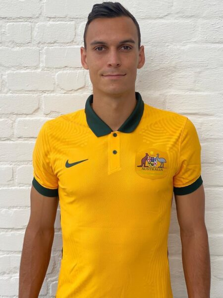 Camiseta local Nike de Australia 2020/2021 | Imagen Web Oficial