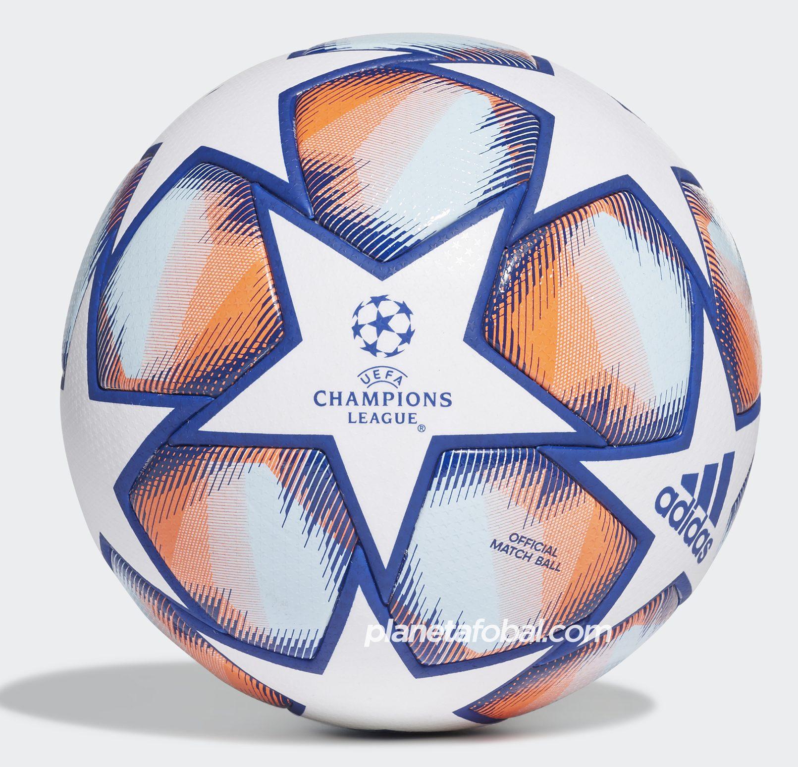 Balón oficial UEFA Champions League 2020/21 | Imagen adidas