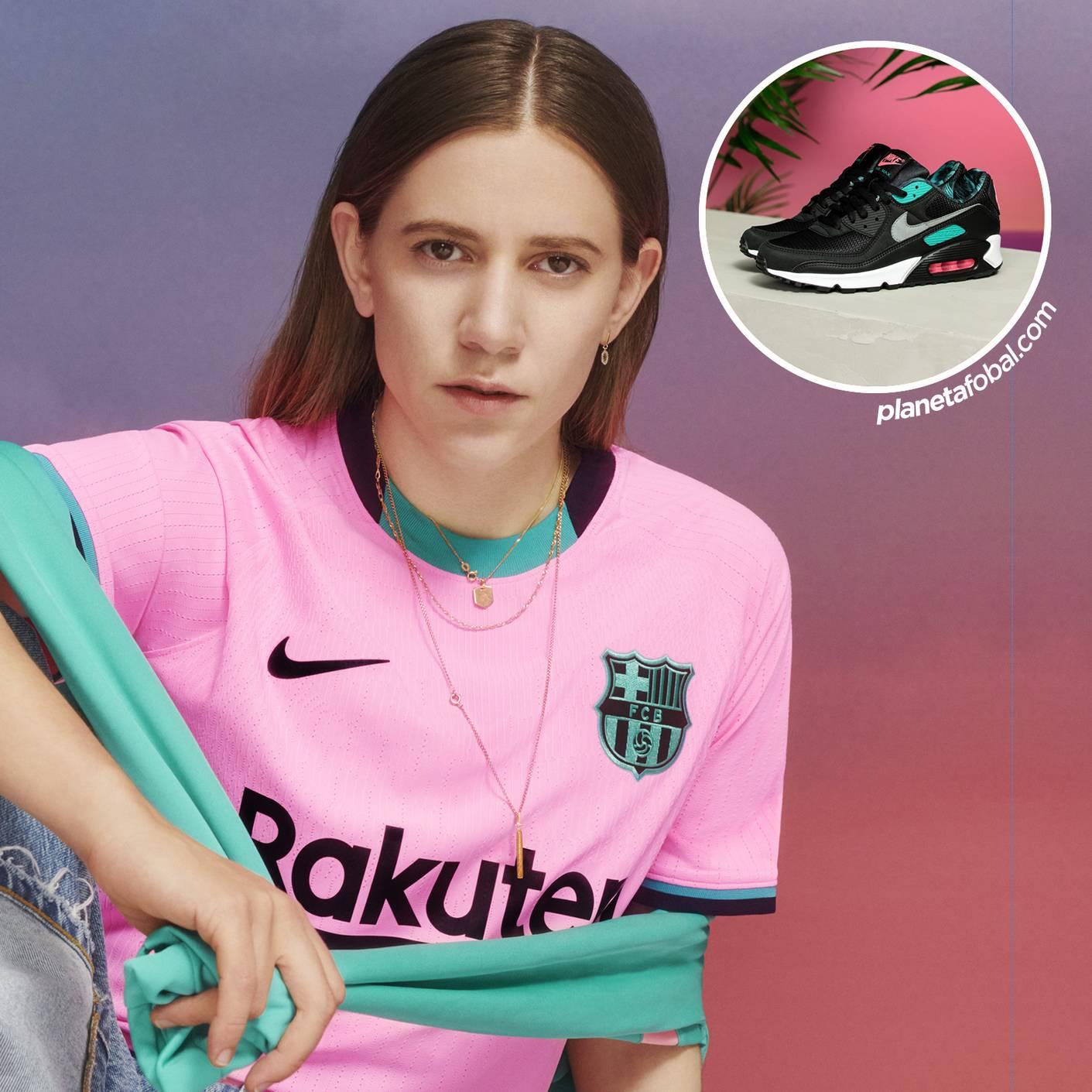 Barcelona / Air Max 90 | Imágenes Nike