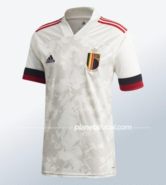 Camiseta suplente de Bélgica Euro 2020 | Imagen adidas
