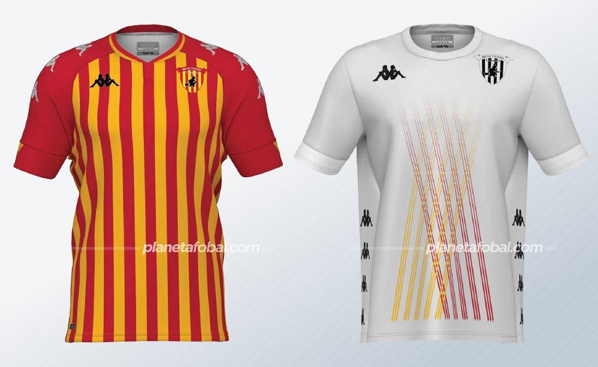 Camisetas Kappa del Benevento Calcio 2020/21