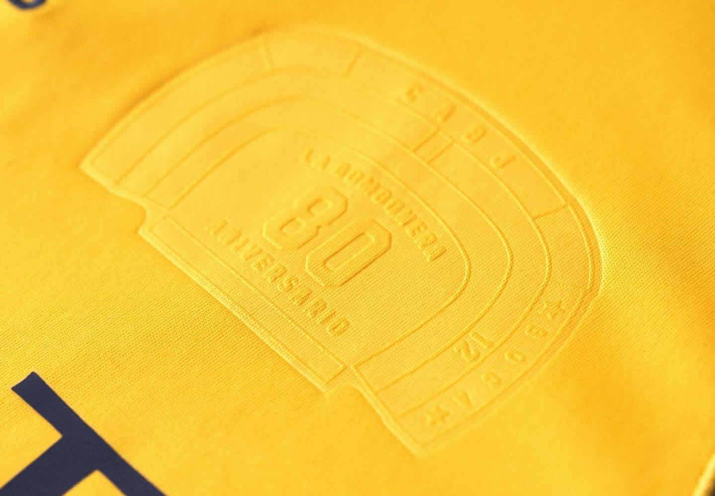 Tercera camiseta adidas de Boca 2020/2021 | Imagen Web Oficial