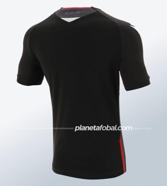 Tercera camiseta Macron del Bologna 2020/21 | Imagen Web Oficial