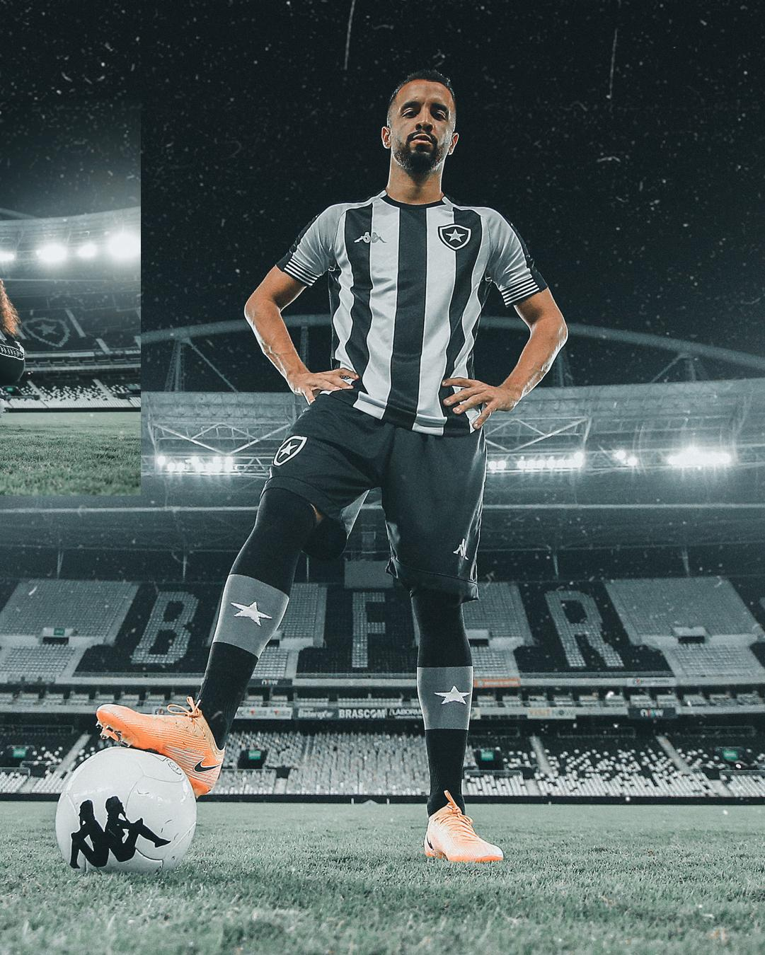 Camiseta Kappa del Botafogo 2020/21 | Imagen Web Oficial