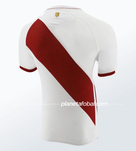 Camiseta local de Perú 2020/2021 | Imagen Marathon