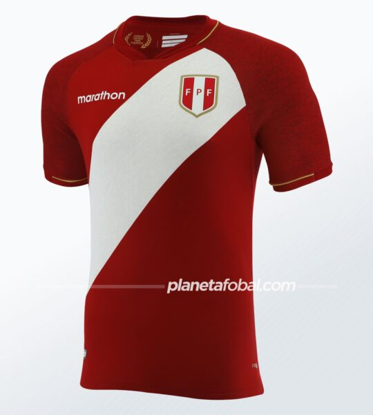 Camisetas de Perú 2020/2021 | Imagen Marathon
