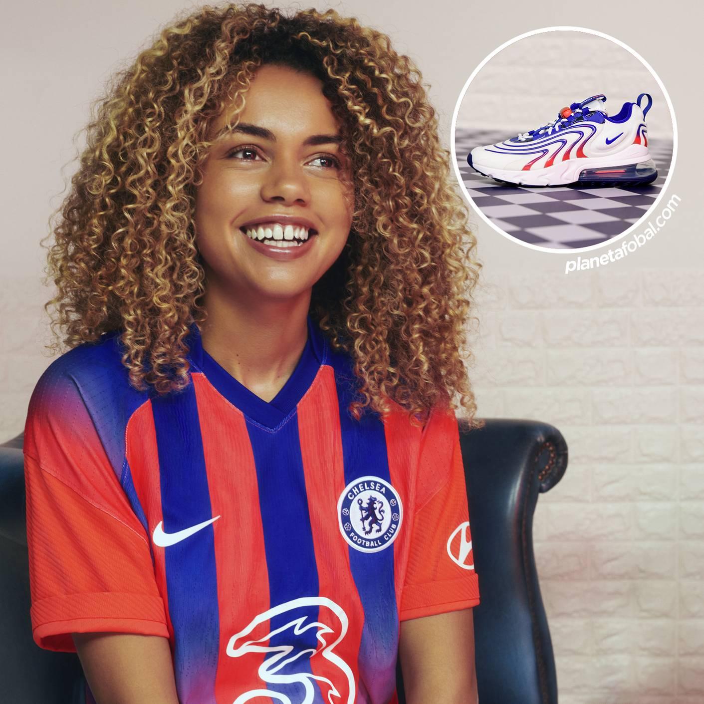 Chelsea / Air Max OG 180 | Imágenes Nike
