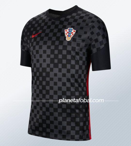 Camiseta suplente de Croacia 2020/2021 | Imagen Nike