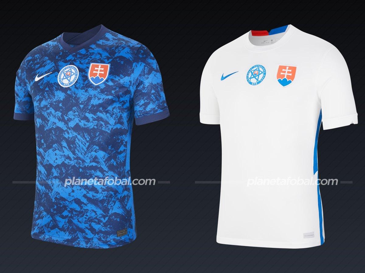 Eslovaquia (Nike)   Camisetas de la Euro 2020