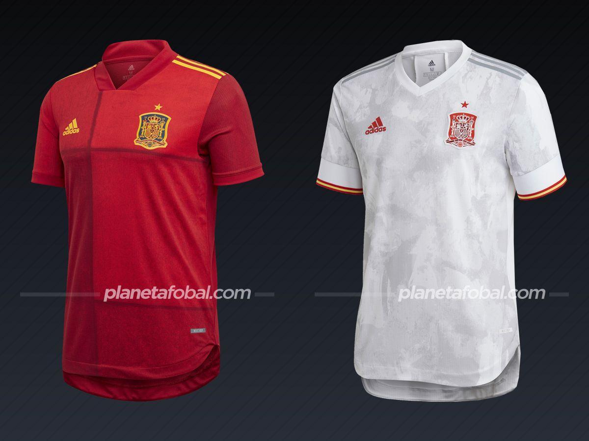 España (Adidas)   Camisetas de la Euro 2020