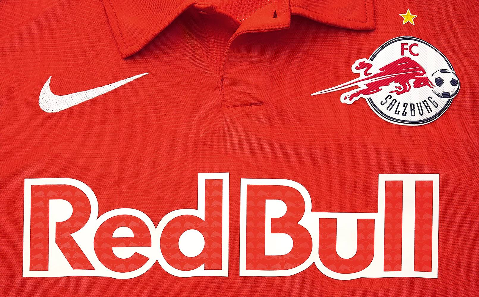 Camisetas europeas Nike del Red Bull Salzburg 2020/21 | Imagen Web Oficial