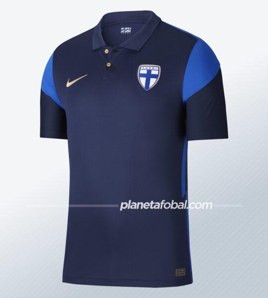 Camiseta suplente de Finlandia 2020/2021 | Imagen Nike