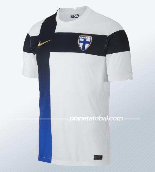 Camiseta titular de Finlandia 2020/2021 | Imagen Nike