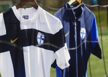 Camisetas de Finlandia 2020/2021 | Imagen Nike