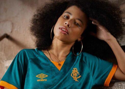 Tercera camiseta Umbro del Fluminense 2020/21 | Imagen Twitter Oficial