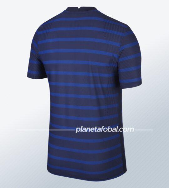 Camiseta titular de Francia 2020/2021 | Imagen Nike