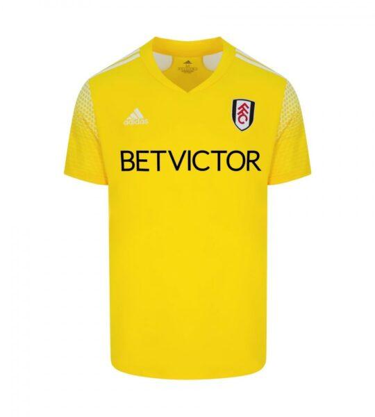 Camisetas adidas del Fulham 2020/21 | Imagen Web Oficial
