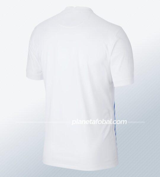 Camisetas Nike de Grecia 2020/2021   Imagen Nike