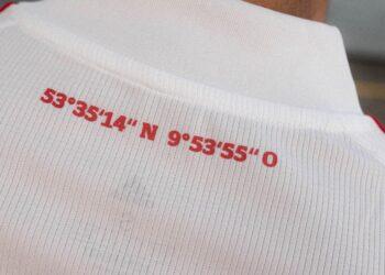 Camiseta adidas del Hamburgo 2020/21 | Imagen Web Oficial
