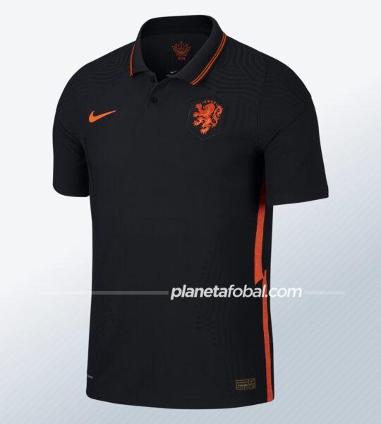 Camiseta suplente de los Países Bajos 2020/2021   Imagen Nike