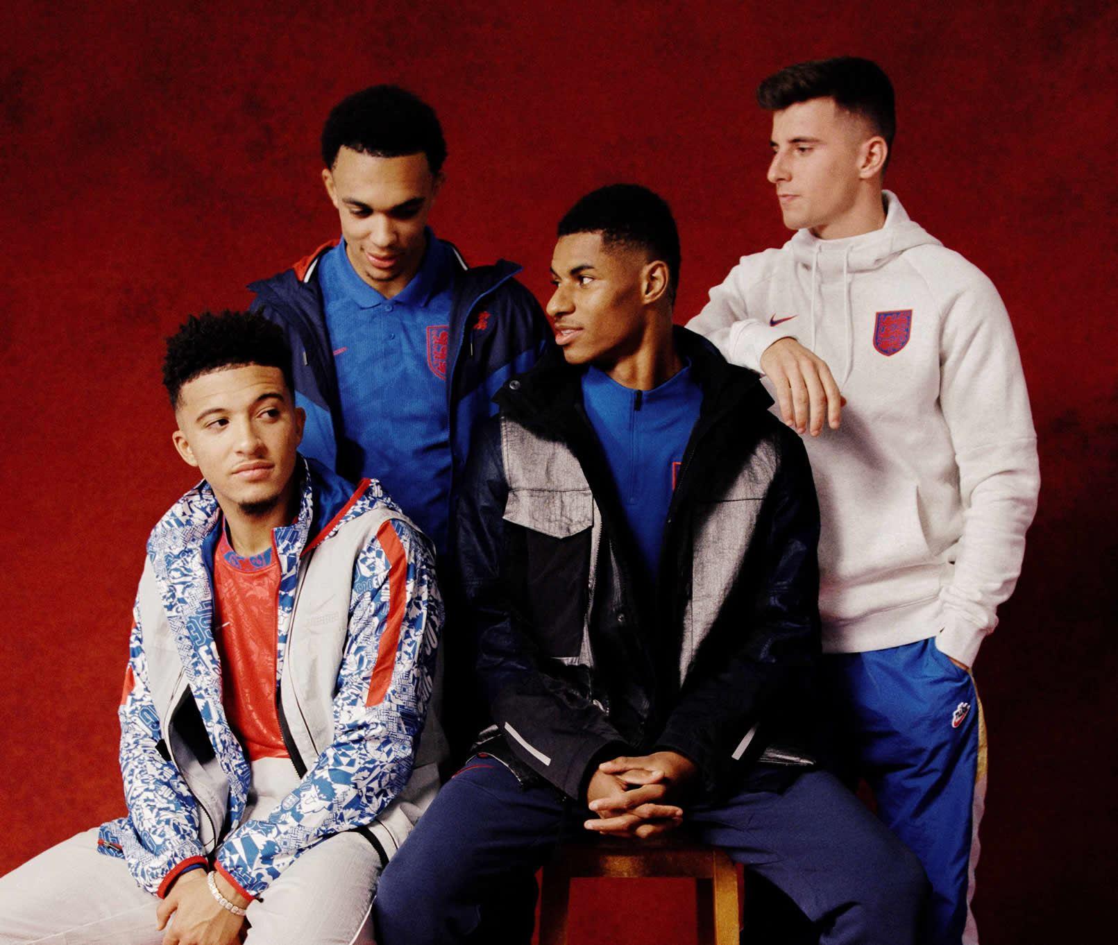 Camisetas de Inglaterra 2020/2021 | Imagen Nike