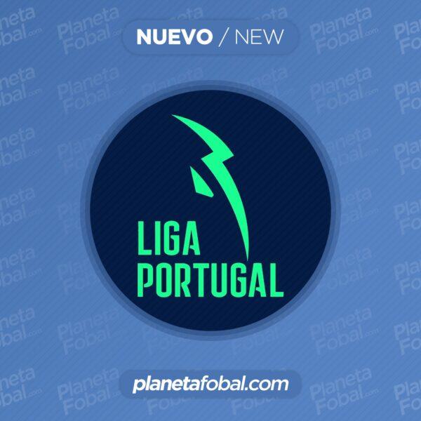 Nuevo logo de la Liga Portugal | Imagen Web Oficial