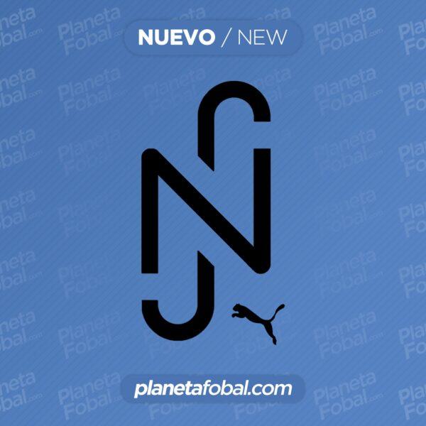 Nuevo logo que usará Neymar JR con PUMA