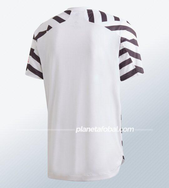 Tercera camiseta del Manchester United 2020/2021 | Imagen adidas
