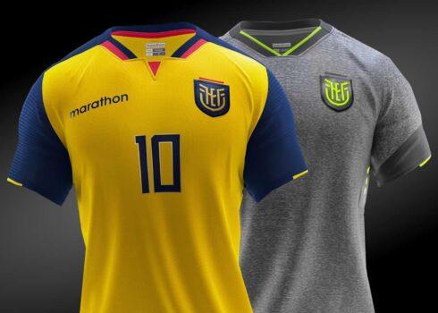 Camisetas de Ecuador 2020/2021 | Imagen Marathon