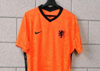 Camiseta titular de los Países Bajos 2020/2021 | Imagen Nike