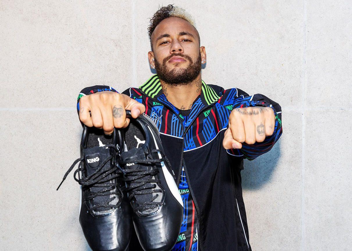Neymar Jr. es nuevo jugador PUMA