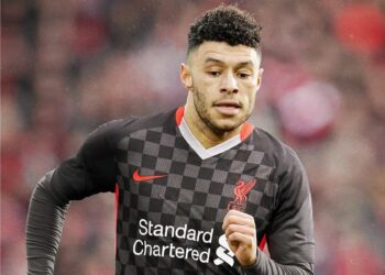 Tercera camiseta del Liverpool 2020/2021 | Imagen Nike