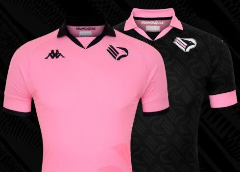 Camisetas del Palermo 2020/2021   Imagen Kappa