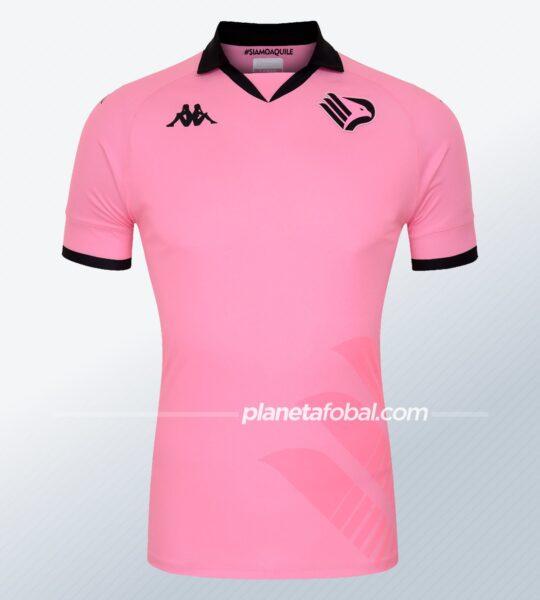 Camisetas del Palermo 2020/2021 | Imagen Kappa