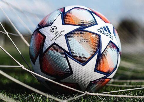 Balón oficial UEFA Champions League 2020/21   Imagen adidas