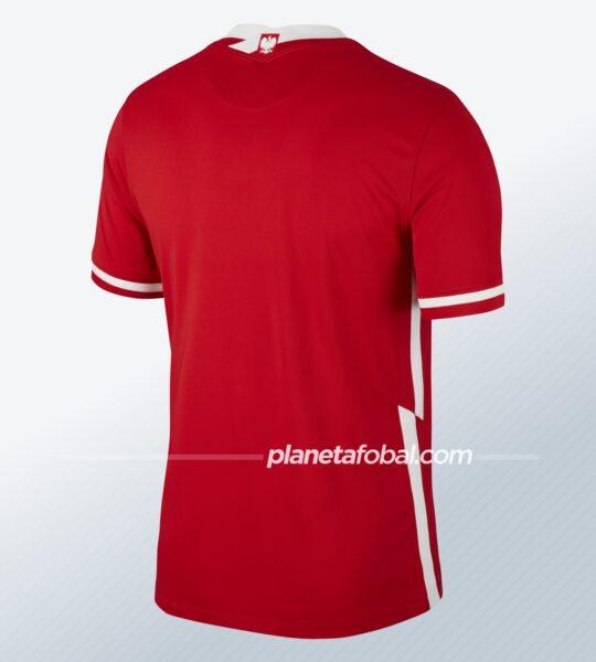 Camiseta suplente de Polonia 2020/2021 | Imagen Nike