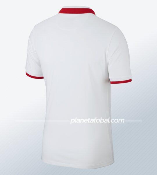 Camiseta titular de Polonia 2020/2021 | Imagen Nike