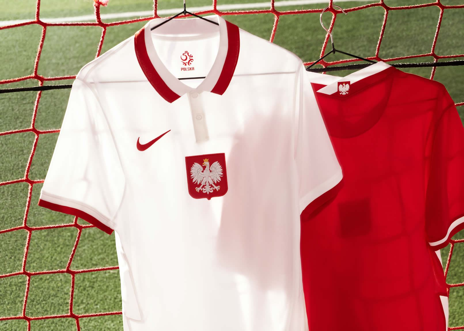Camisetas de Polonia 2020/2021 | Imagen Nike