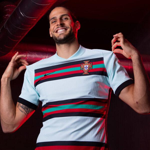 Camiseta alternativa Nike de Portugal 2020/2021 | Imagen Web Oficial